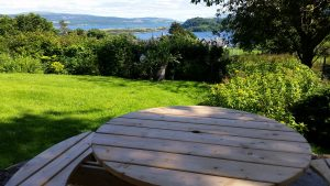 Garden table (sits 8)